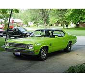 1973 PLYMOUTH DUSTER HEMI COUPE  20581