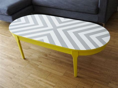 painted wood coffee table 25 great ideas about painting coffee tables on
