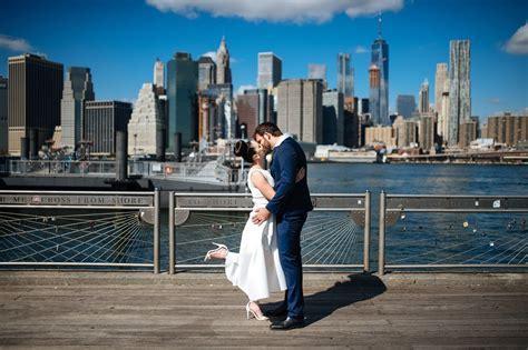 Best Wedding Photo Locations DUMBO   Brooklyn Wedding