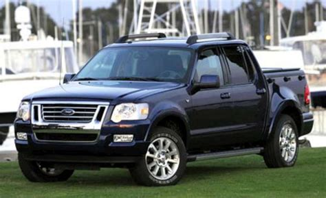 2009 ford explorer sport trac information and photos momentcar