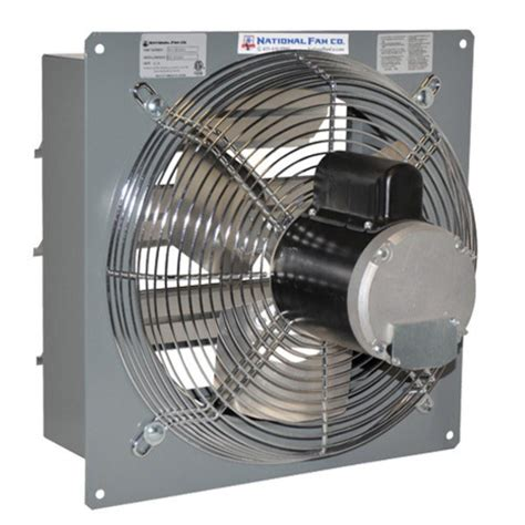 exhaust fan 12 inch airflo sf exhaust fan w shutters 12 inch 1683 cfm