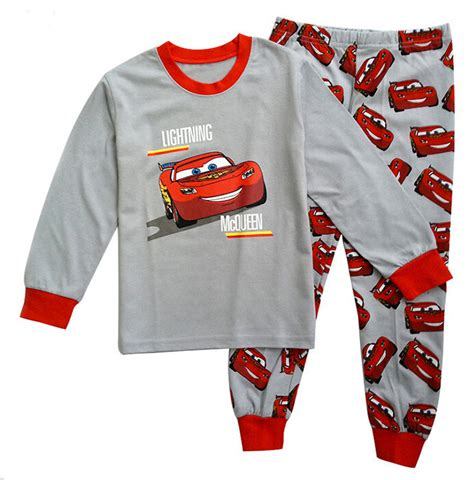 Pajamas Cars popular boys cars pajamas buy cheap boys cars pajamas lots from china boys cars pajamas
