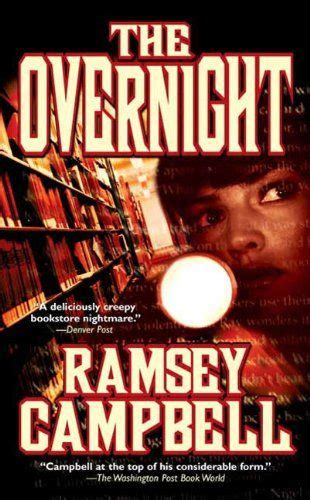 overnight magic 4 books the overnight by ramsey cbell horror book covers