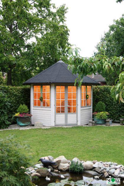 pavillon landhausstil pavillon garten laube aus holz pavillion