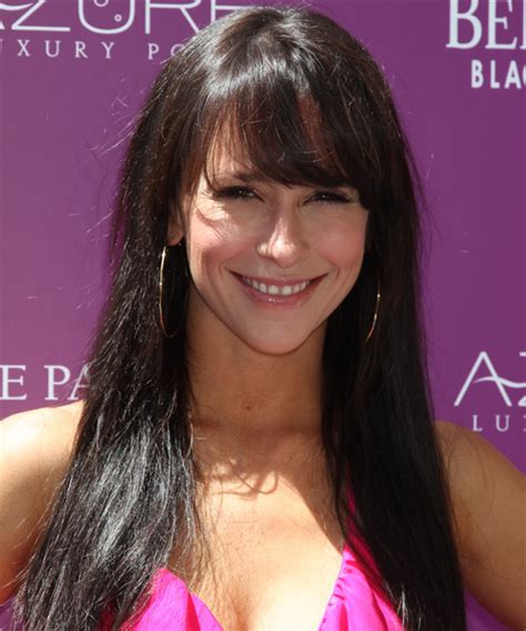 jennifer love hewwit hair cair products jennifer love hewitt long straight casual hairstyle with