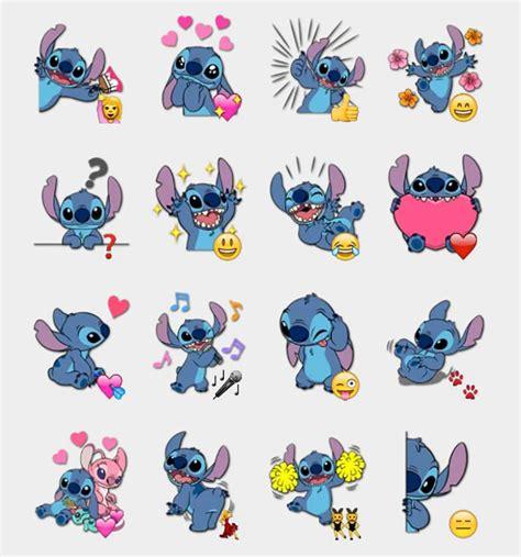 Stitch Stickers stitch telegram stickers