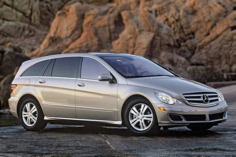 Mercedes R Class Review by 2006 Mercedes R Class Reviews Specs And Prices
