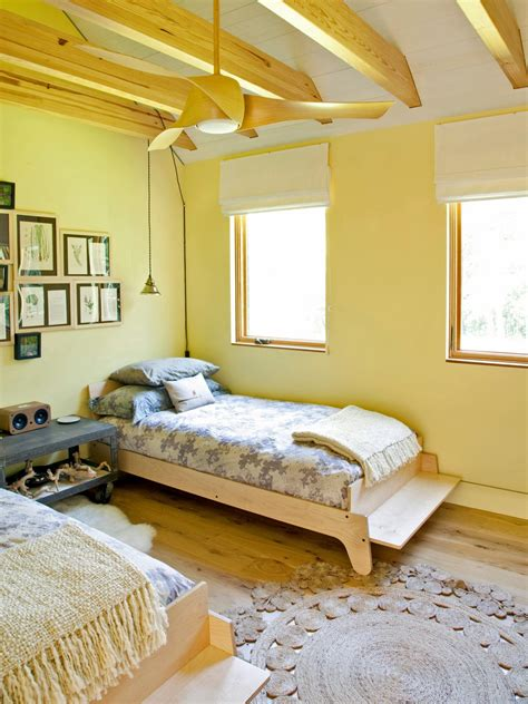 Yellow Bedroom by Photos Hgtv