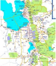 area maps utah ski authority