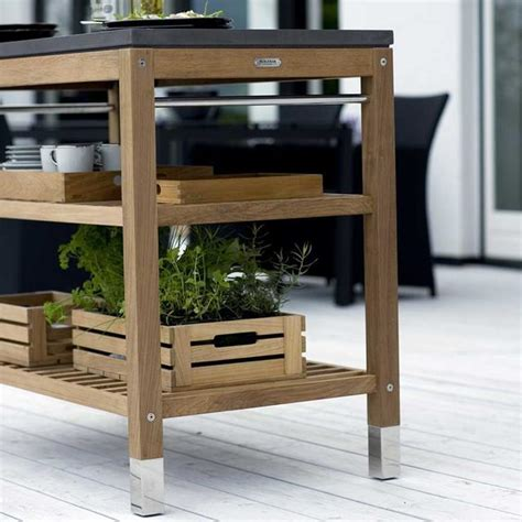 Outdoor Pantry by Buy Pantry Outdoor Work Table By Skagerak The Worm That