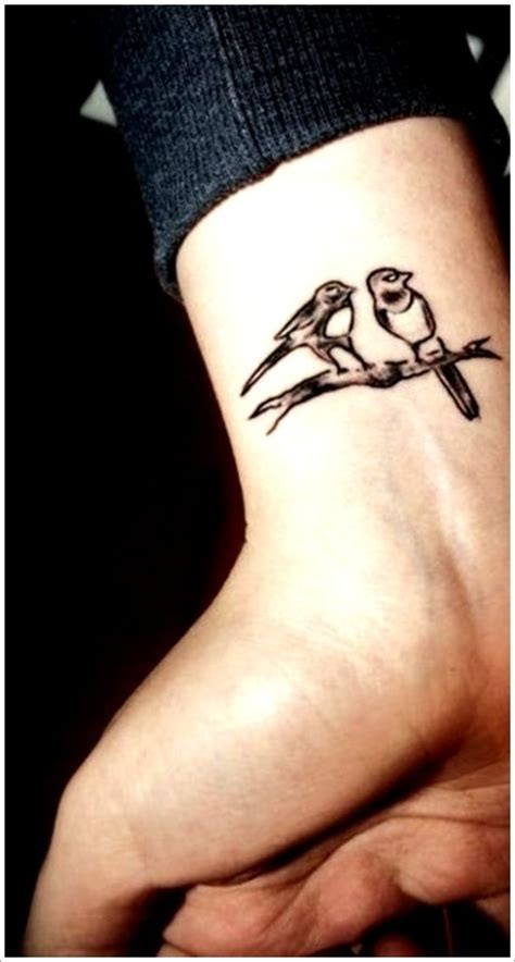 tattoos to put on your wrist 30 bird tattoos that are both brilliant and unique
