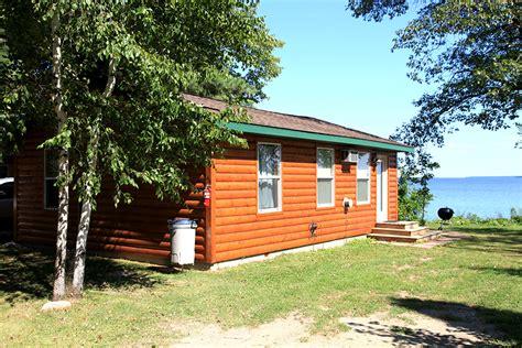Leech Lake Cabins by Cabin 4 Big Rock Resort Leech Lake Minnesota