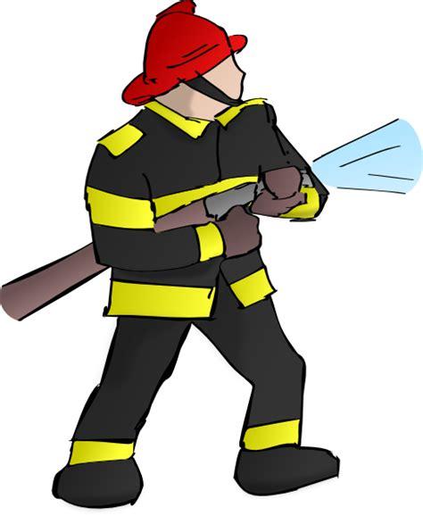 firefighter clipart fighter clip at clker vector clip