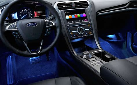 ford fusion 2017 interior new ford fusion in prairieville la all star ford lincoln