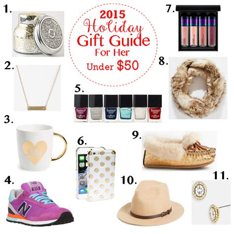 holiday gifts for her under 50 finding beautiful truth holiday gift guide for her all items under 50