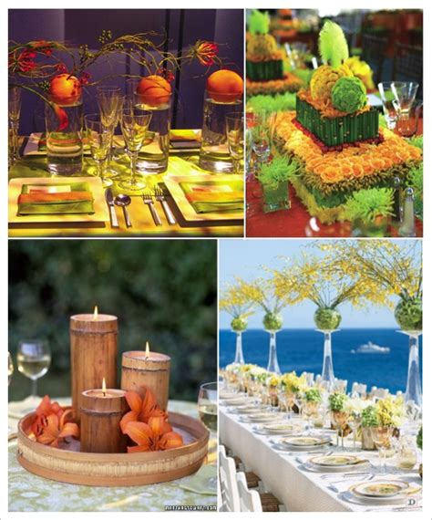 Decoration Interieur Tropical by Decoration Mariage Tropical 1001 Id 233 Es