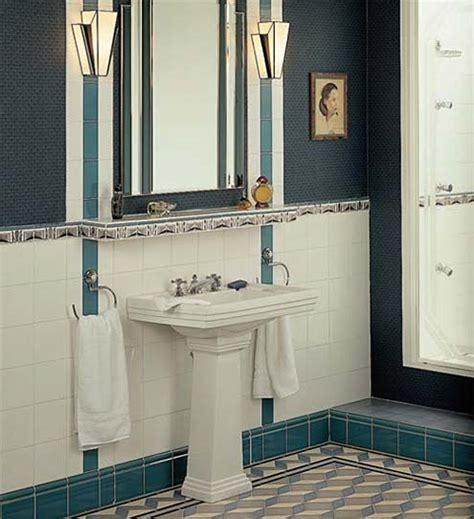 art deco bathroom tiles uk art deco oiba wall tiles artworks original style