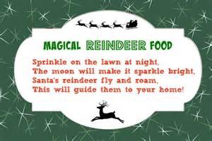 Reindeer food printable tags related keywords amp suggestions reindeer