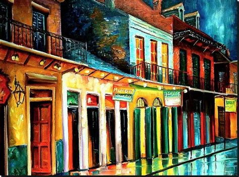 paint nite orleans bourbon image search results