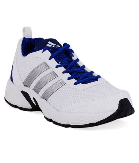 adidas albis 1 m white sport shoes price in india buy