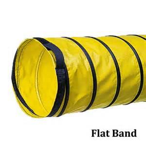 Selang Air Flexibel Flat Hose quot wind handler quot air duct ducting