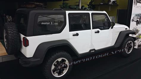 2018 jeep wrangler 2018 jeep wrangler could ve looked like renegade dsk