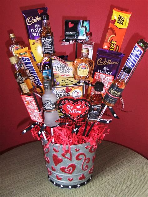 chocolate gift ideas s day bouquet liquor chocolate gift