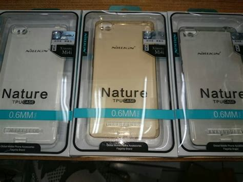 Original Nillkin Nature Tpu Soft Casing For Xiaomi Redmi 2 jual soft tpu nillkin xiaomi mi4i nature series
