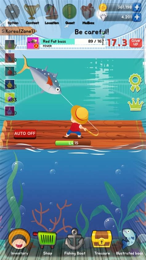 download game fishing mod android boy s fishing ios android game mod db
