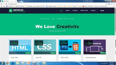 web design tutorial in bangla web design bangla tutorial lecture 1 html elements