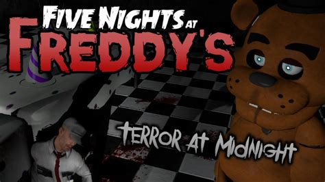free five nights at freddy s garry s mod game five nights at freddy s terror at midnight garry s mod