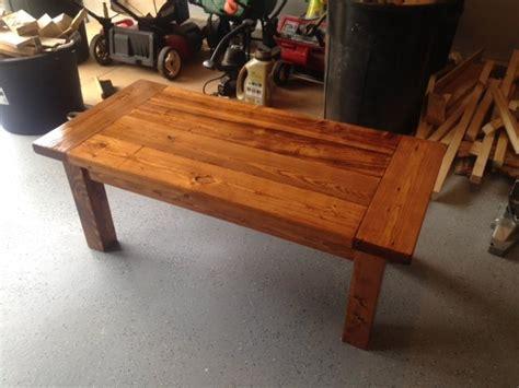 farmhouse coffee table    xs  ryan