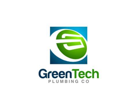 green tech plumbing co logo wettbewerb logos by mungki