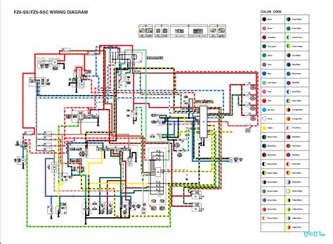1999 yamaha r6 wiring diagram 2000 r6 ecu mifinder co