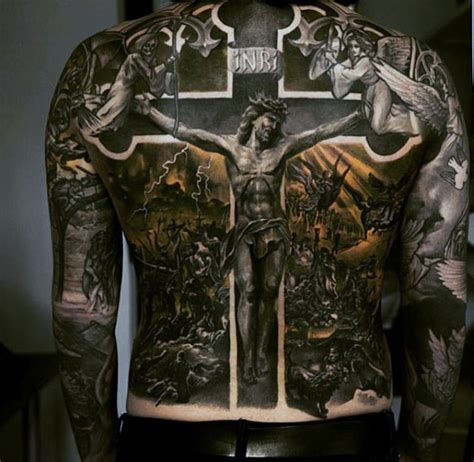 religious back tattoos for men 60 catholic tattoos for religious design ideas
