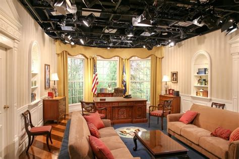 designated survivor quora how many replicas of the oval office exists for the