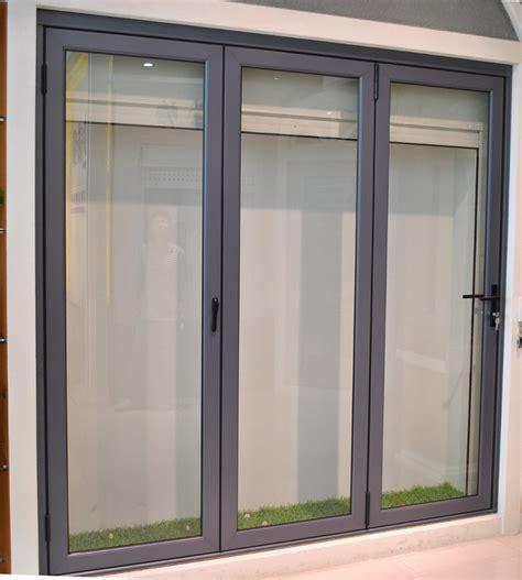 Double Panel Aluminium Large Entrance Sliding Glass Doors Aluminum Sliding Glass Doors