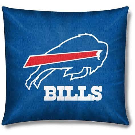 buffalo bills desk accessories buffalo bills nfl 18 quot toss pillow