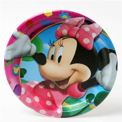 minnie dinner minnie mouse dinner plates costumes