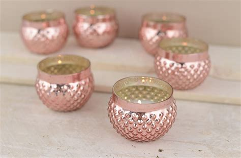 gold mercury glass l gold votive candle holders 12ct glass votive holder gold