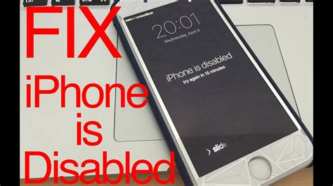 your iphone is disabled here s how to fix it enable iphone 7 6 6s 6 plus 5s 5c se 4s
