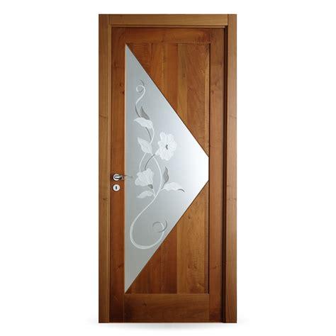 porte da interni con vetro porte per interni porte in legno e in vetro interne
