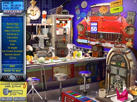 hidden object games with clues full version play free online mystery p i the lottery ticket free download full