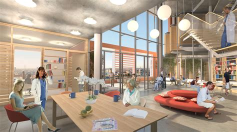 How To Do Interior Designing At Home peek into the future of hospitals smart design