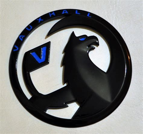 vauxhall vectra logo vauxhall badge logo black astra corsa vectra zafira ebay