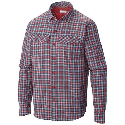 Crnvl Gb Plaid Sleeve Shirt columbia silver ridge plaid sleeve shirt 2015