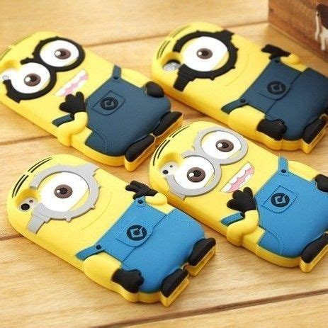 Casing Hp Iphone 4 4s Despicable Me Minion One Direction Custom Hardca phone cases we how to do it