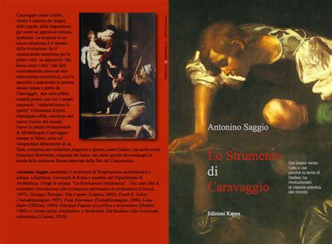 librerie kappa roma lecture antonino saggio on caravaggio 2010 patti convegno