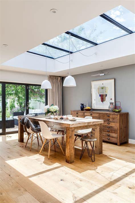 kitchen dining area ideas 25 best ideas about skylights on extension