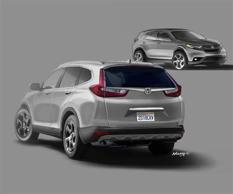 All New Honda Crv 2018 by 2018 Honda Cr V Redesign Release Date Interior Design